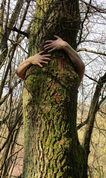 Hanna is hugging a tree. Counselling is my passion. To be present and of service for you, I believe I need to take care of myself. This is an example of my self-care, being in nature with friends and family, relaxing and having fun. Creativity and connection, refuelling energy. My well-being is the foundation for my work as a counsellor. It enables me to be fully present for you, when you are in therapy with me.